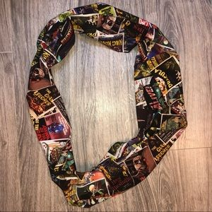 Accessories - Classic horror infinity scarf